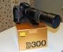 À VENDA: Nikon D300 câmera digital - SLR - 12.3 Megapixels - zoom óptico 11,1 x: $ 750 dólares