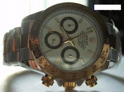 Fotos de Rolex oyster perpetual * modelo daytona * relógio de senhora 3