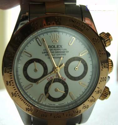 Fotos de Rolex oyster perpetual * modelo daytona * relógio de senhora 1