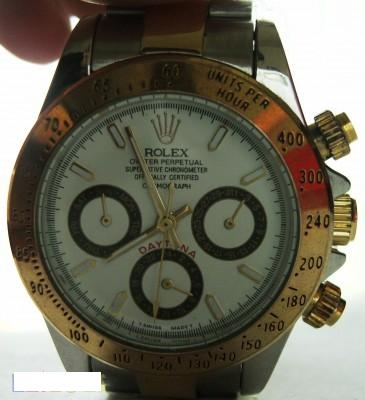 Fotos de Rolex oyster perpetual * modelo daytona * relógio de senhora 2