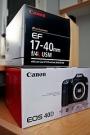 Canon EOS Kiss X3 15MP DSLR Camera