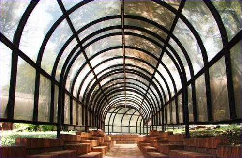 Fotos de Coberturas de policarbonato toldos,telhados,estrutura metalica ,alveolar,compact 1