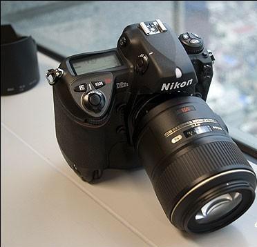 Nikon d3x dslr camera