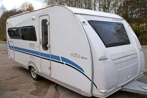 Fotos de Caravana marca adria modelo adiva 543 ul 1
