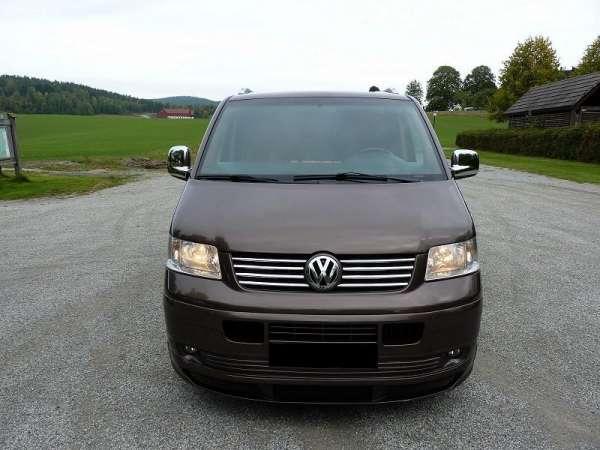 Volkswagen caravelle 1.9 tdi 105 hk ac, lujo vip, larga! 2006