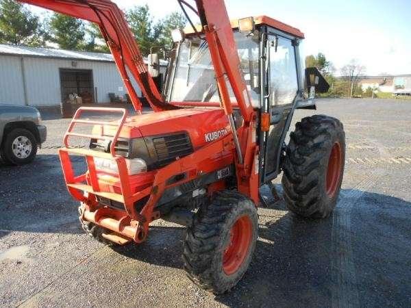 Tractor kubota l4200 gst, ano: 1996