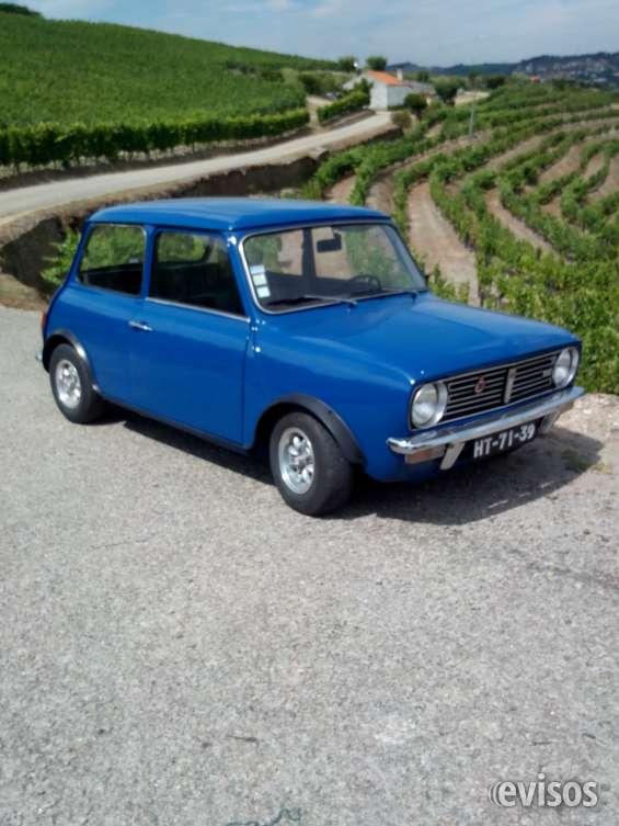 Mini clubman 1976 1110 cc