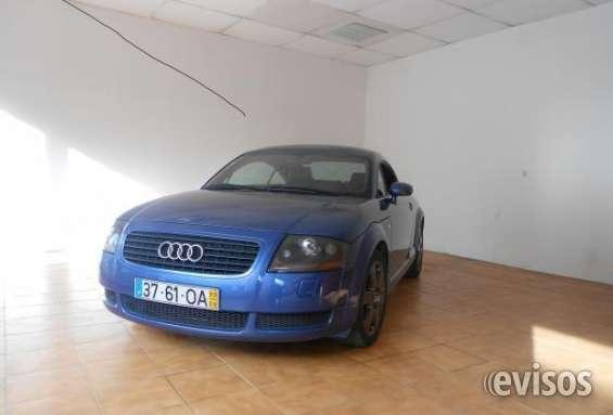Audi tt 180cv 2000€
