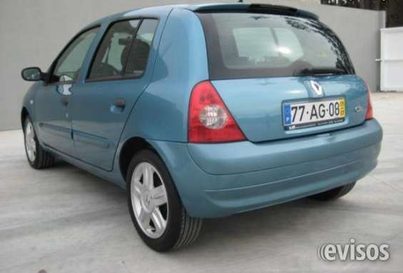 Renault clio 1.2 extreme a/c cruise ctrol 2000€