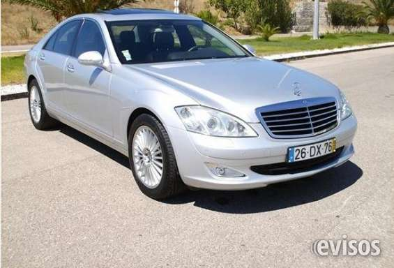 Mercedes-benz classe s s 320 cdi tae