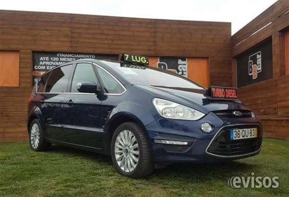 Ford s-max 1.6 tdci titanium 7l (115cv) (5p)