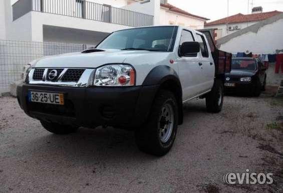 Nissan navara 2.5 di 4x4 ac 2.500€