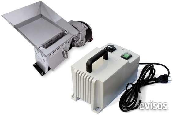 Máquina trezo 100 0.8 hv con el transformador incluido. máquina eléctrica para picar hojas