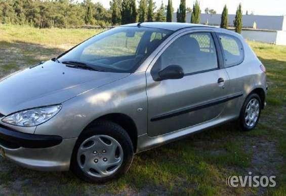 Peugeot 206 1.4hdi / manual