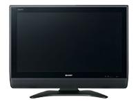 Sharp aquos lc-37d40u television