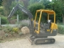 Escavadeira Volvo 1T5 EC15B