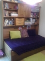 Vendo beliche de 2 camas  e secretaria + 1 colchão