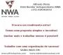 nwa - procuramos lideres de equipa - venda por catalogo