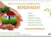 Ofereça-se uma casa completamente Renovada!