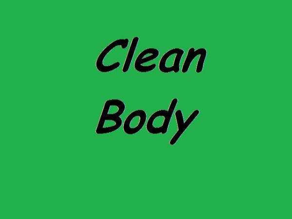 Clean body - tratamentos de saúde e beleza