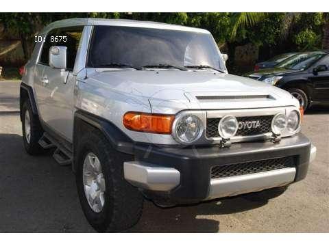 Toyota fj cruiser año 2007 6000 $usd