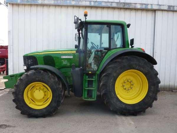 John deere tracteur standard 6920