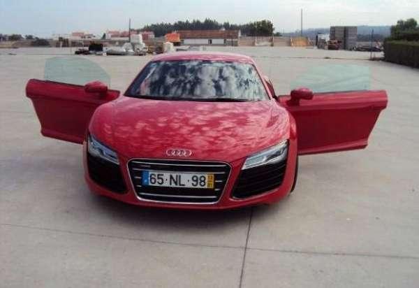 Audi r8 5.2 v10 r-tronic - 13