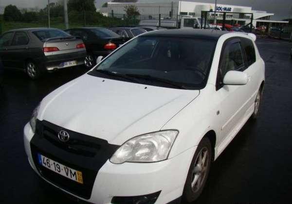 Toyota corolla 2.0d van 3p - 03