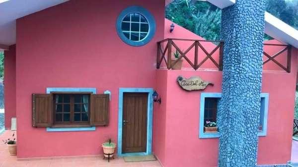 Casa para férias no arco d s. jorge sítio da quebrada