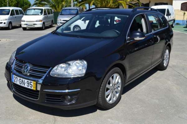 Volkswagen golf variant 1.9 tdi confortline 2800 ?