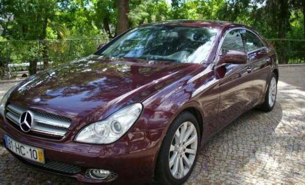 Mercedes-benz classe cls cls 320 cdi 5500?