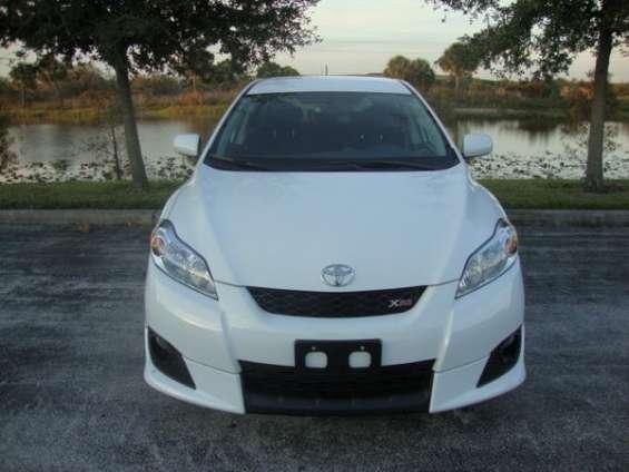 Toyota matrix xrs branco 2008