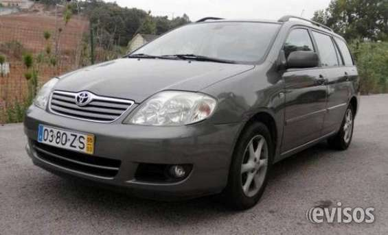 Toyota corolla 1.4 toyota corolla 1.4