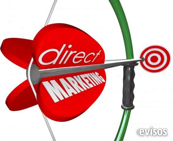 Direct marketing m/f