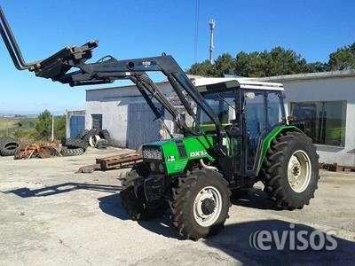 Tractor deutz dx 3.700s