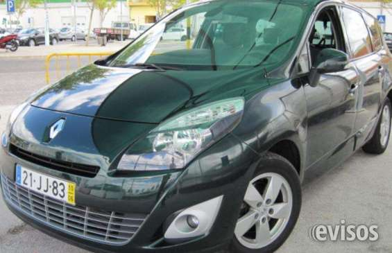 Renault grand scenic dynamique s dci 110..........4000€