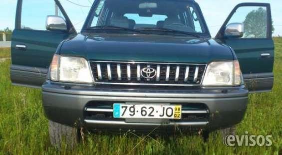 Toyota land cruiser 3.0 turbo....... 2500€