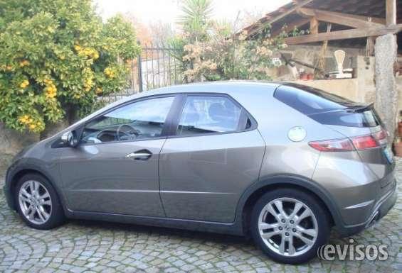 Honda civic i-ctdi elegance 5000€