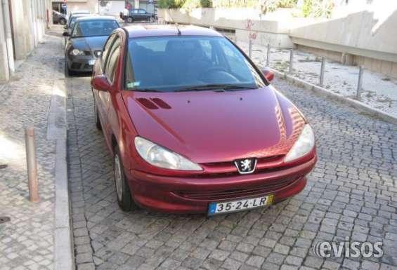 Peugeot 206 1.1 com ar condicionado 1500€