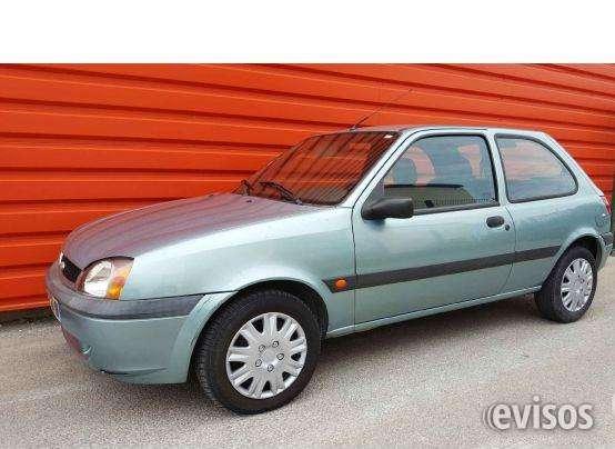 Ford fiesta turbo diesel ar condicionado