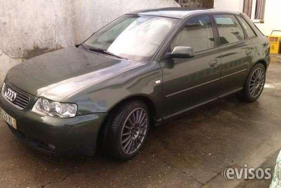 Audi a3 130cv 6velocidades 3000€