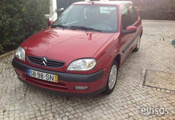 Citroën saxo 1.4 vts 1500€