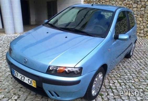 Fiat punto 1.2 16v hlx ar condicionado 1000€