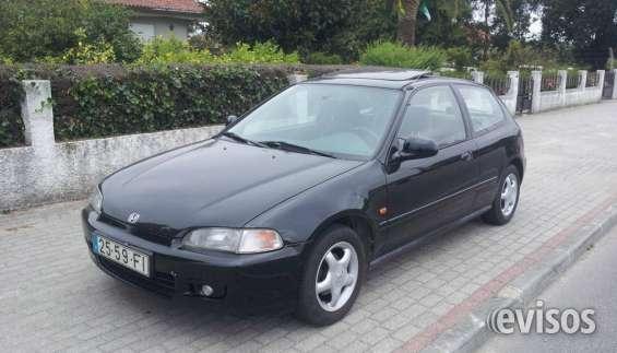 Honda civic 1.3 ex - muito estim 1500€