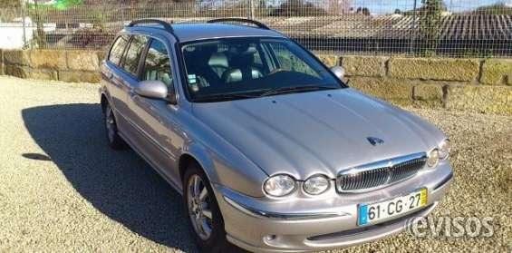 Jaguar x-type estate 2.0 d executive 4500€