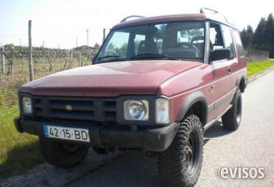 Land rover discovery 2.5 td 2000€