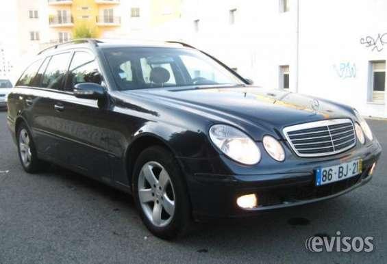Mercedes-benz classe e 220 cdi station cx aut 6500€