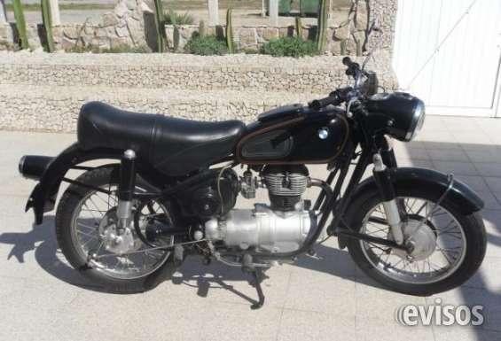 Moto bmw r27 1966 250 cc 900€
