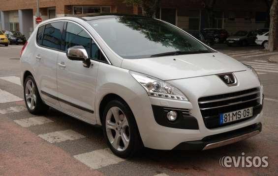 Peugeot 3008 2.0 dieselhíbrido 7000€