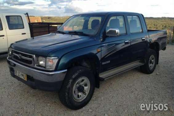 Toyota hilux traker 5000€